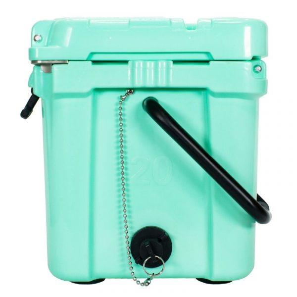 Frosted Frog 20 QT Mint Premium Cooler | Premium Supplier of Tumblers, Coolers and Apparel | Tumblers and Coolers