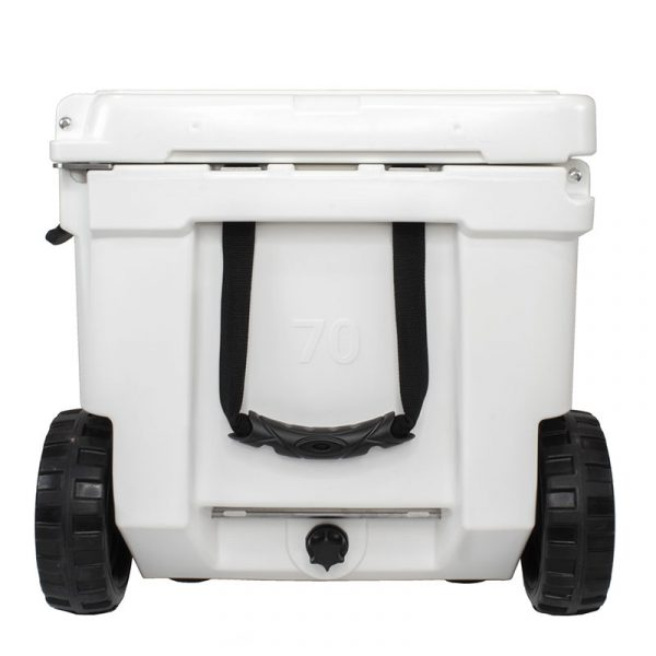Frosted Frog 70 QT White Premium Cooler | Premium Supplier of Tumblers, Coolers and Apparel | Tumblers and Coolers
