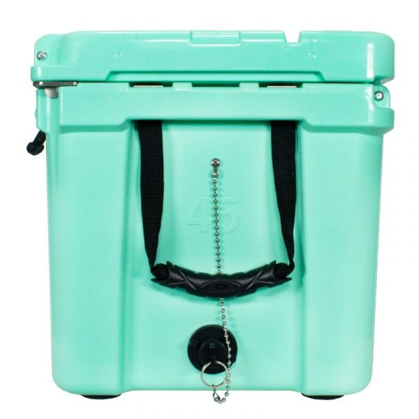 Frosted Frog 45 QT Mint Premium Cooler   Premium Supplier of Tumblers, Coolers and Apparel   Tumblers and Coolers