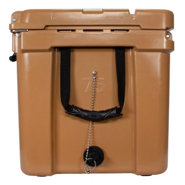 Frosted Frog 75 QT Sand Premium Cooler | Premium Supplier of Tumblers, Coolers and Apparel | Tumblers and Coolers