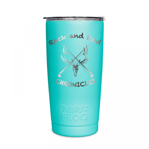 Frosted Frog Green Tumbler | Premium Supplier of Tumblers, Coolers and Apparel | Tumblers and Coolers