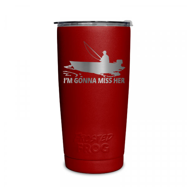 Frosted Frog Green Tumbler   Premium Supplier of Tumblers, Coolers and Apparel   Tumblers and Coolers