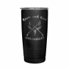 Frosted Frog Black Rack and Rod Tumbler | Premium Supplier of Tumblers, Coolers and Apparel | Tumblers and Coolers