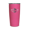 Frosted Frog Pink Outlaw Tumbler | Premium Supplier of Tumblers, Coolers and Apparel | Tumblers and Coolers