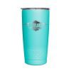 Frosted Frog Aqua Outlaw Tumbler | Premium Supplier of Tumblers, Coolers and Apparel | Tumblers and Coolers